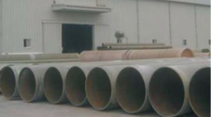 GRP Piping desalination water business unit