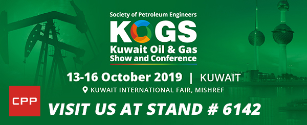 KOGS 2019 Kuwait International Fair Mishref GRP API Monogram Piping CPP Oil Gas Petroleum