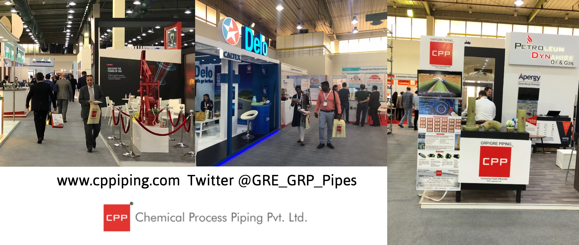 GRE GRP Piping oil gas KOGS KUWAIT Mishref