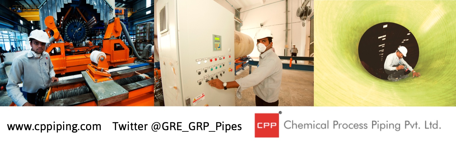GRP Piping PLATINUM PARTNER CPP: Integrated Energy Show: Oil and Gas, GASTech, Refining and Petrochemicals, Power World Expo 2020