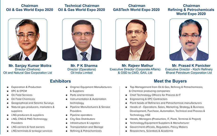 PLATINUM PARTNER CPP: Integrated Energy Show: Oil and Gas, GASTech, Refining and Petrochemicals, Power World Expo 2020