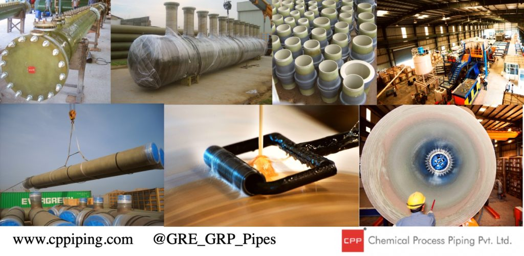 frp piping grp pipes