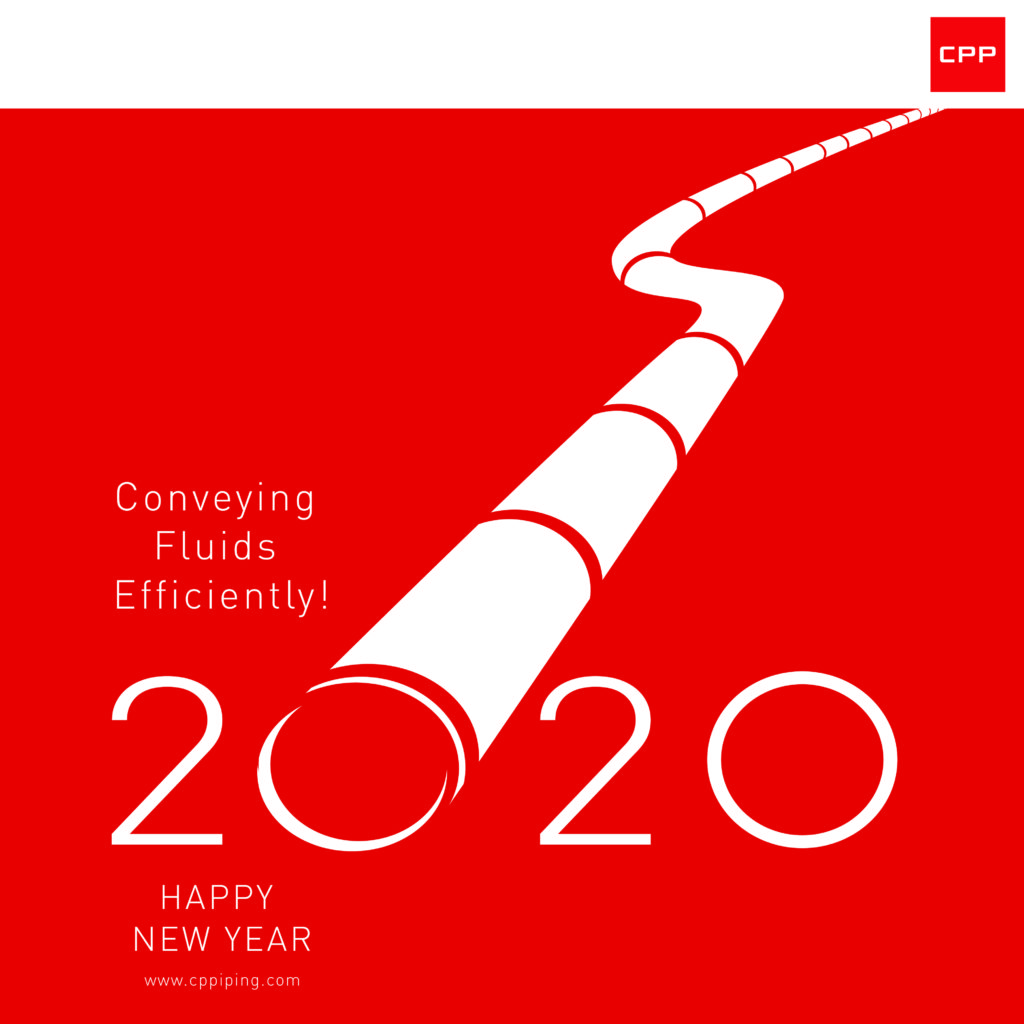 Happy New Year Welcome 2020