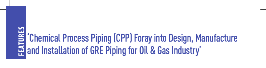 gre piping oil gas cpp grp frp piping pipes