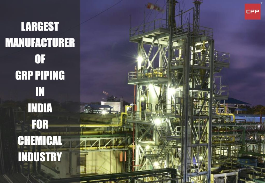 grp piping chemical industry