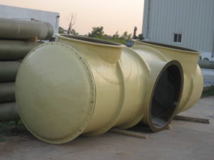 grp piping pipes ducts fittings