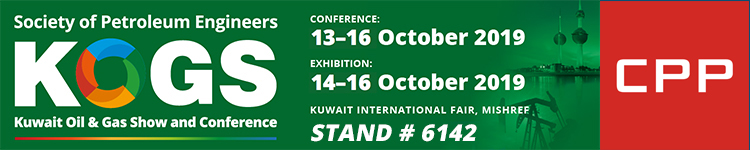 Kuwait Oil and Gas Show and Conference, KOGS 2019: CPP: Stand 6142