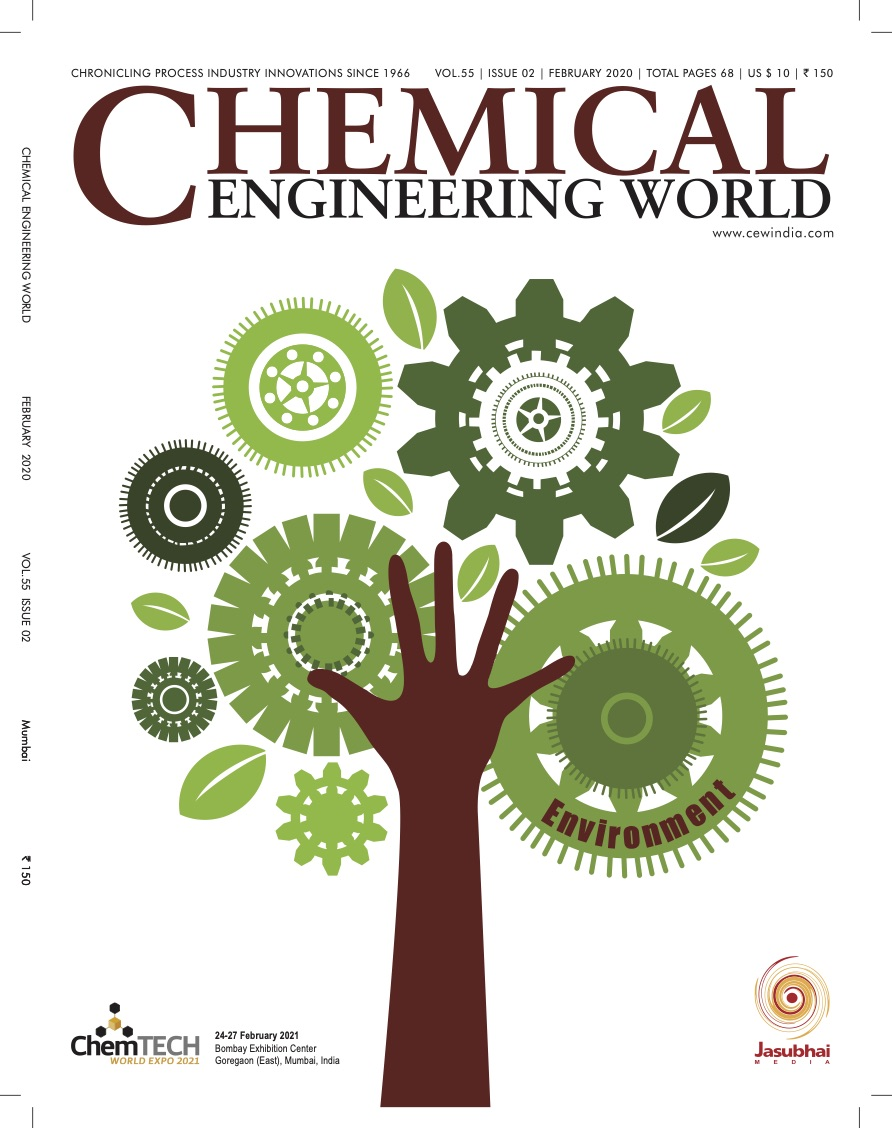Page 1_CEW February 2020 Chemical Engineering World CPP