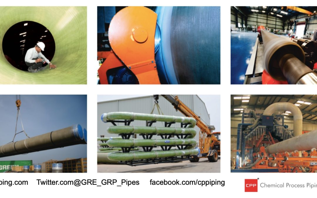 GRP Piping, GRE Pipes, Thermoplastic, material of construction