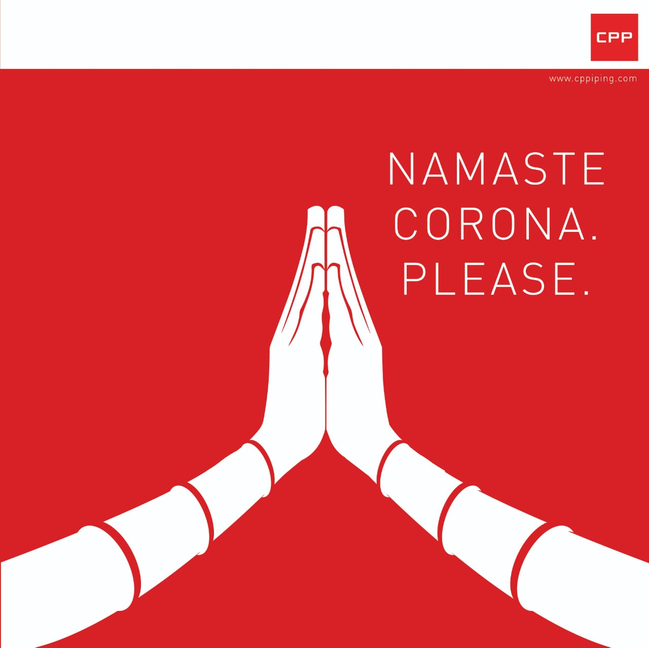 Namaste. Remain safe, happy and indoors
