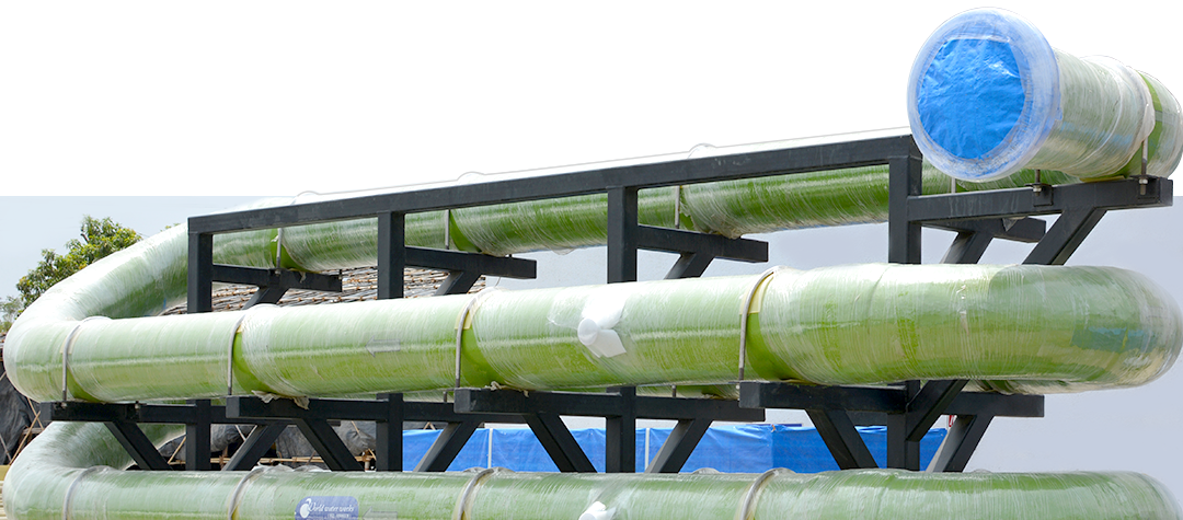 FRP GRP pipe manufacturers in india